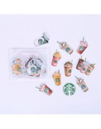 Starbucks Drinks Sticker Pack