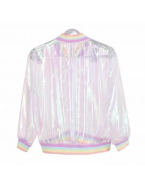 Iridescent sheer Jacket