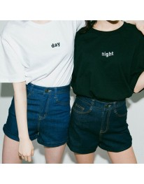 Day//Night Tee Shirt Set