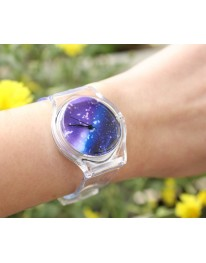 Galaxy Clear Watch