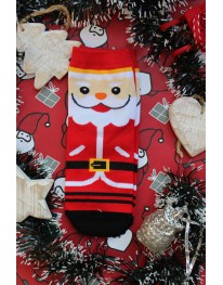 Santa Christmas Socks