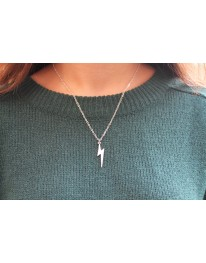 Harry Potter Lighting Bolt Necklace