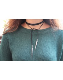 Spike Wrap Choker
