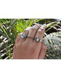 Moon Child Ring Set (Includes 5 Rings)