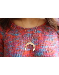 Hunter Moon Necklace