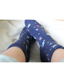I Need My Space Socks