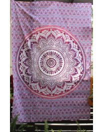 Ombre Boho Tapestry- Purple