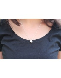 Thunder Storm Necklace