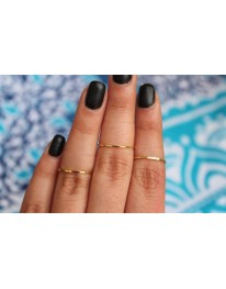 Karma Midi Ring Set