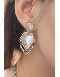 Holographic Earrings