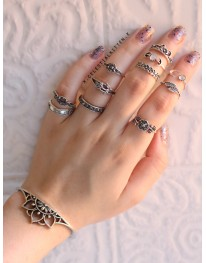 Rosalie Ring Set