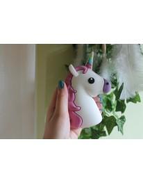 Unicorn Emoji Power Bank