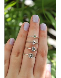Phases Of The Moon Ring set