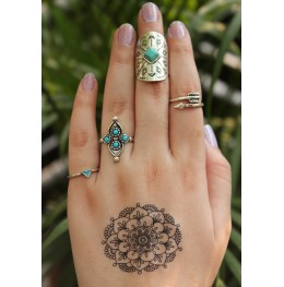 Wonderland Ring Set (9 Rings)