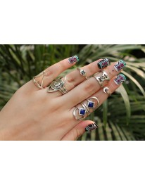 Bewitched Ring Set (8 Rings)