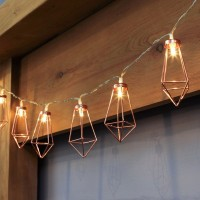 Geometric Fairy Lights
