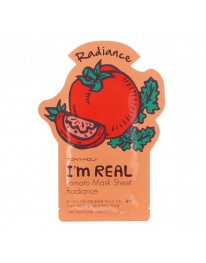 I'm Real Face Mask// Tomato Mask sheet (RADIANCE)