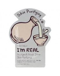 I'm Real Face Mask// Makgeolli Mask sheet (SKIN PURIFYING)