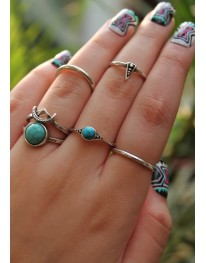 Witch Cult Ring Set